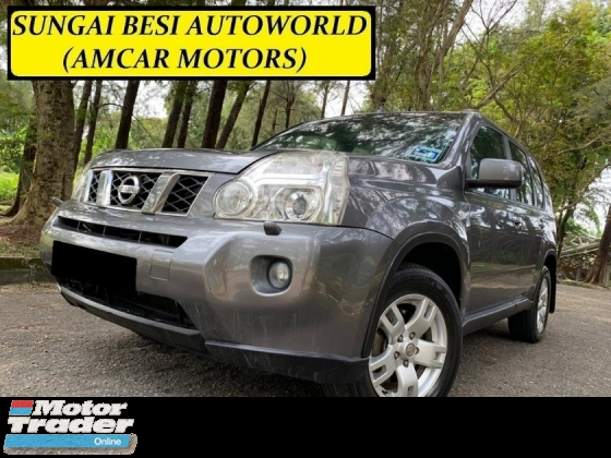 2011 NISSAN X-TRAIL 2.0L (AT)  2WD CBU JAPAN IMPORT LEATHER
