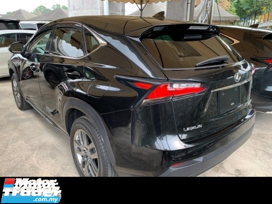 2014 LEXUS NX 200t Luxury Unregister Grade A Car P/Boot AutoFold
