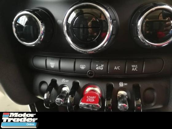 2014 MINI 3 DOOR Cooper S 2.0 Turbo Unreg (Rare Color)
