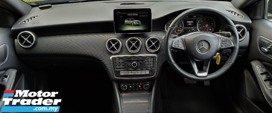 2015 MERCEDES-BENZ A-CLASS 2015 MERCEDES BENZ A180 SE NEW FACELIF 1.6 TURBO JAPAN SPEC CAR SELLING PRICE ONLY RM 125000.00 NEGO