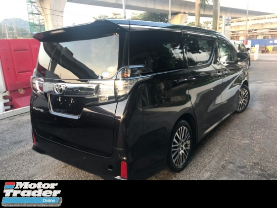 2015 TOYOTA VELLFIRE 2.5 ZG Edition [AUGUST MERDEKA PROMOTION] FREE EXTENDED 4 YEARS WARRANTY BEST IN TOWN PROMOTION