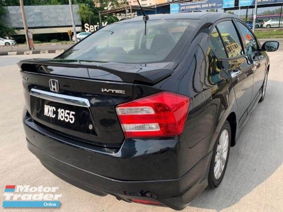 2012 HONDA CITY 1.5 S,New Facelift Model, 1 Owner Car,Full Modulo BodyKits,Confirm Accident Free,Low Mileage,High Loan Low Interest,Test Drive Welcome