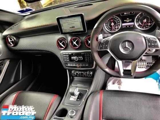 2015 MERCEDES-BENZ A45 AMG