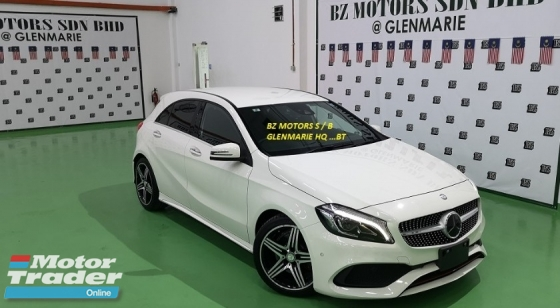 2016 MERCEDES-BENZ A250 2016 MERCEDES BENZ A250 SPORT AMG 2.0 TURBO 4MATIC NEW UNREG JAPAN SPEC CAR