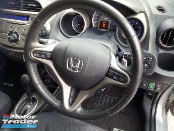 2012 HONDA JAZZ 1.3 Hybrid (A) CBU Japan Full Service by Honda