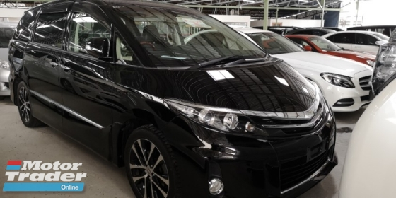 2014 TOYOTA ESTIMA 2.4 AERAS PREMIUM / OFFER UNIT / DONT MISS OUT THIS TIME