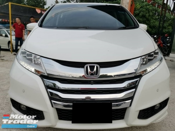 2016 HONDA ODYSSEY EXVi SUNROOF MOONROOF 2 POWER DOOR MAXIMUM FINANCE FULL SERVICE RECORD BLACKLIST PTPTN TIP TOP CONDITION and FAST LOAN APPROVAL !!!!!!!