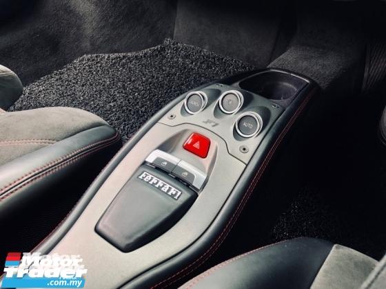 2011 FERRARI 458 ITALIA 4.5 V8 SPECIAL COLOR