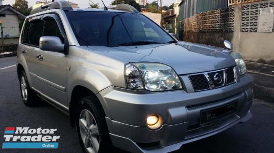 2009 NISSAN X-TRAIL 2009 NISSAN X-TRAIL 2.5 4WD KING OF KING CONDITION