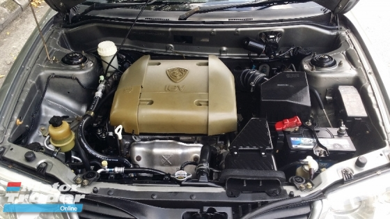 2005 PROTON WAJA 2005 Waja 1.6 (A) Last batch Mitsubishi Engine
