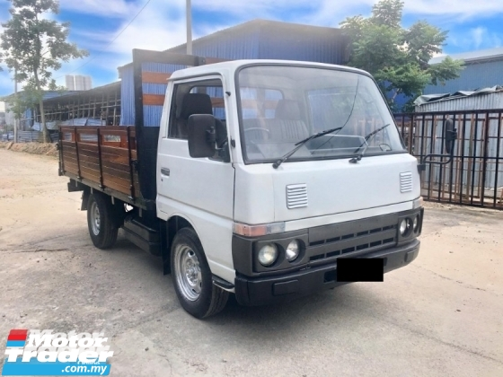 1999 NISSAN AGF22LFAU NEW KARGO BODY WITH NEW METAL PLATE 122323700