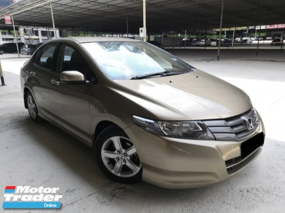 2009 HONDA CITY Honda City 1.5 (A) TIP TOP CONDITION ONE OWNER