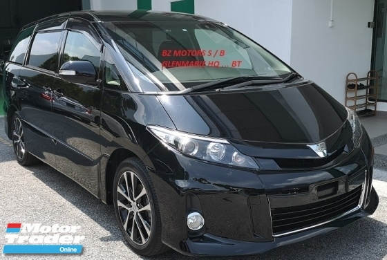 2016 TOYOTA ESTIMA 2016 TOYOTA ESTIMA 2.4 X AERAS NEW FACELIFT JAPAN SPEC UNREG CAR SELLING PRICE RM 163,000.00 NEGO