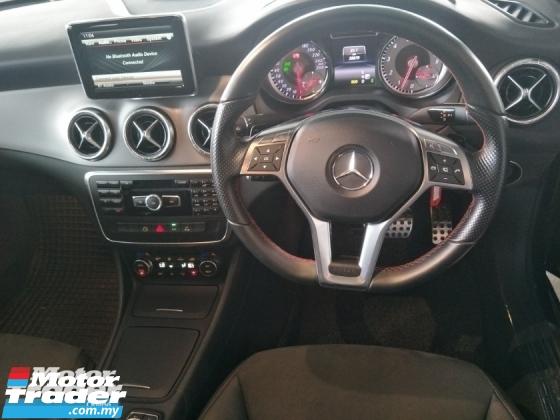 2014 MERCEDES-BENZ CLA 250 2.0 TURBO AMG 2 MEMORY LEATHER BUCKET SEATS REVERSE CAMERA AUTO CRUISE FREE WARRANTY
