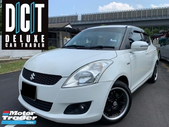 2015 SUZUKI SWIFT 1 4(A) FACELIFT KEYLESS 1 OWNER LIKE NEW