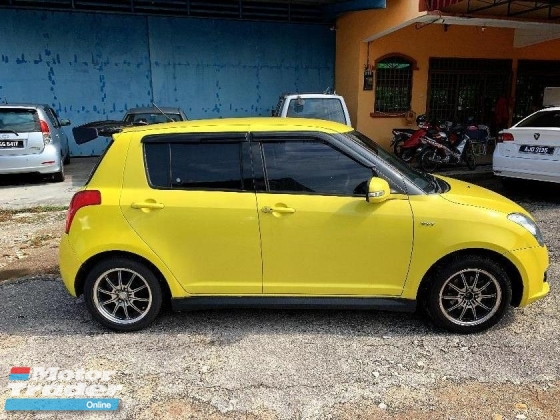 2010 SUZUKI SWIFT 1.5 PREMIER FULL SPEC BLACKLIST BOLE LOAN(AUTO)2010 Only 1 LADY Owner, 81K Mileage, KEYLESS PUSH-START with JAMINAN KERETA HONDA TOYOTA NISSAN MAZDA PERODUA MYVI AXIA VIVA ALZA SAGA PERSONA EXORA ERTIGA VIOS YARIS ALTIS CAMRY VELLFIRE CITY ACCORD CIVIC