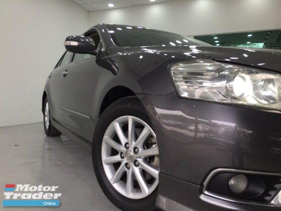 2010 TOYOTA CAMRY 2.0  G SPEC FACELIFT GOOD CONDITION