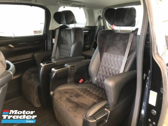 2016 TOYOTA VELLFIRE Unreg Toyota Vellfire ZG 2.5 Pilot 7seats 360view Sunroof PowerBoot Keyless Push Start 7G