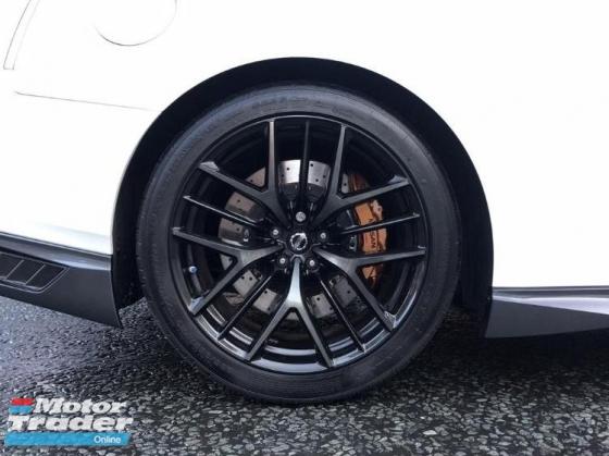 2018 NISSAN GT-R 3.8L Unreg