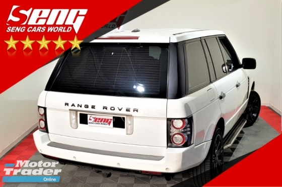 2010 LAND ROVER RANGE ROVER Vogue 5.0 Long Wheel
