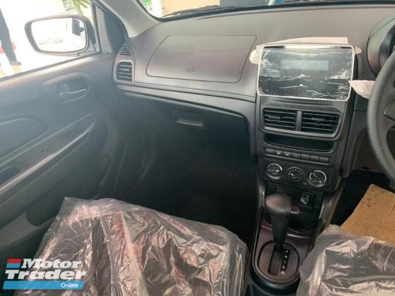 2019 PROTON SAGA STD AUTO
