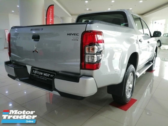 2019 MITSUBISHI TRITON VGT AUTO 4x4 Discount 8K + Additional