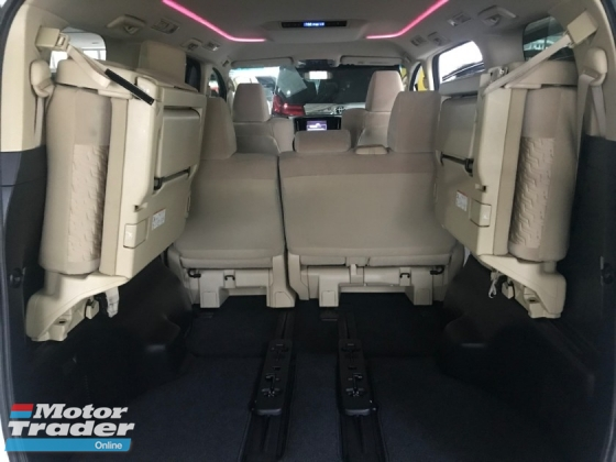 2015 TOYOTA VELLFIRE 2.5 X 2 POWER DOOR [ MERDEKA SPECIAL PROMOTION ] GUARANTEE LOWEST PRICE