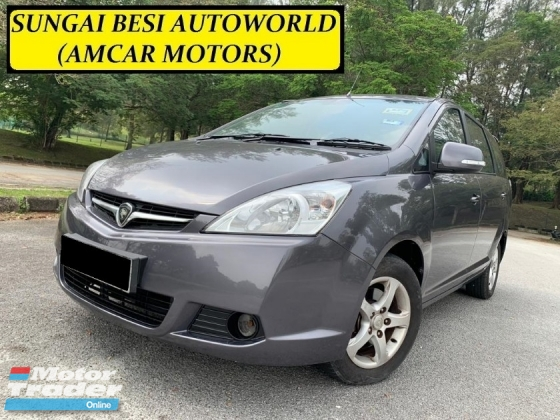 2010 PROTON EXORA 1.6 H-LINE (A) NEW PAINT FULL LOAN TIP TOP