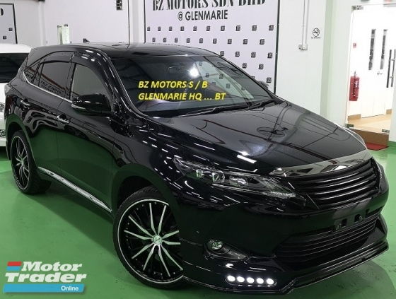2015 TOYOTA HARRIER 2015 TOYOTA HARRIER 2.0A ELEGANCE ORIGINAL FROM JAPAN UNREG CAR SELLING PRICE ( RM 149,000.00 NEGO )