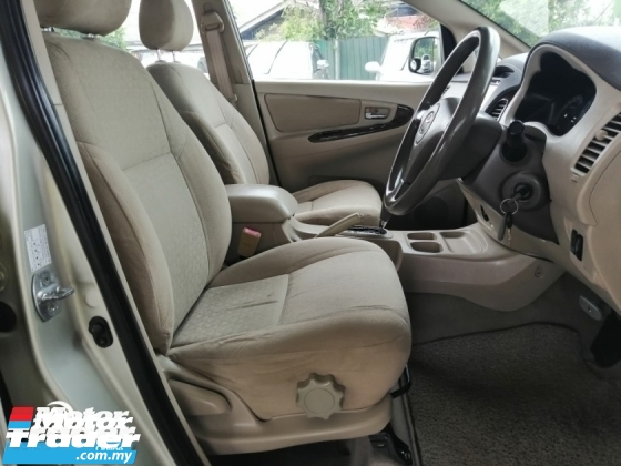 2006 TOYOTA INNOVA 2.0E (AT)