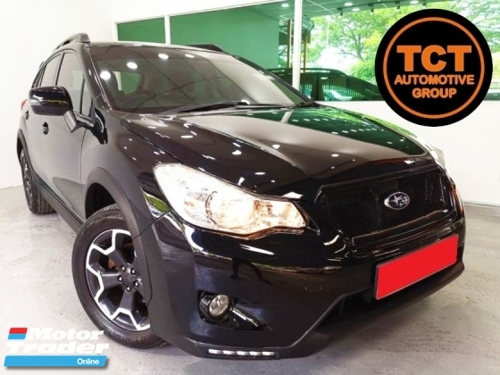 2014 SUBARU XV 2.0 PREMIUM STI SUV (A) PADDLE SHIFT LEATHER SEAT REVERSE CAMERA