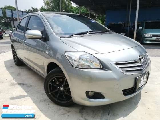 2010 TOYOTA VIOS 1.5J (AT) FACELIFT 1-OWNER TIP-TOP