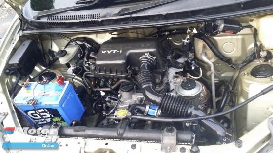 2005 TOYOTA AVANZA 2005 Toyota Avanza Auto Original Condition