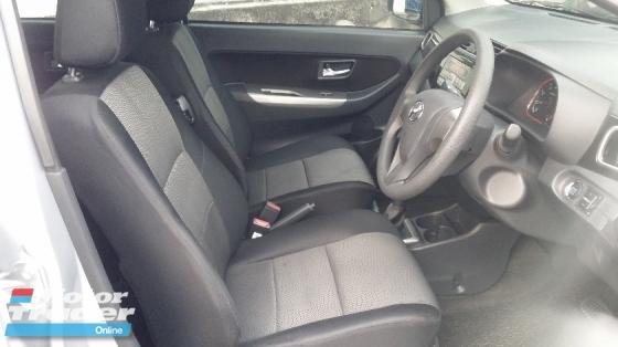 2018 PERODUA BEZZA 2018 Perodua Bezza Premium X (A) still udr Warranty