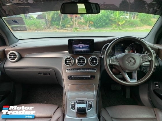 2017 MERCEDES-BENZ GLC GLC200 PREMIUM HIGH SPEC UNDER WARANTTY ONE OWNER FULL RECORD NEW CAR CONDITION