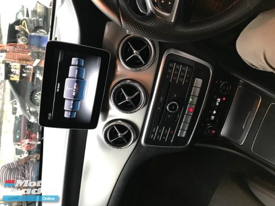2017 MERCEDES-BENZ CLA CLA180 AMG SPORT FACELIFT LIGHTBAR MEMORY SEAT PRE CRASH 2017 JAPAN UNREG