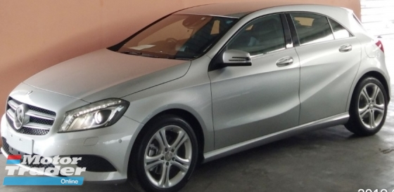 2015 MERCEDES-BENZ A-CLASS A180SE   ON THE ROAD~RM126,888 3year warranty