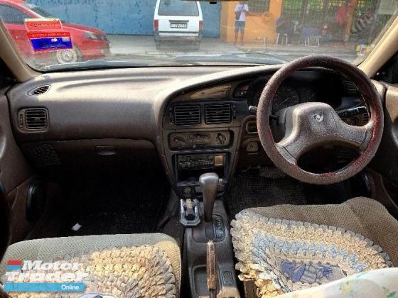 1994 PROTON WIRA 1.5GL SEDAN FULL Spec BOLE LOAN(AUTO)1994 Only UNCLE Owner, LOW Mileage, HONDA TOYOTA NISSAN MAZDA PERODUA MYVI AXIA VIVA ALZA SAGA PERSONA EXORA ERTIGA VIOS YARIS ALTIS CAMRY VELLFIRE CITY ACCORD CIVIC ALMERA SYLHPY TEANA FORD FIESTA BMW MERCEDES BENZ