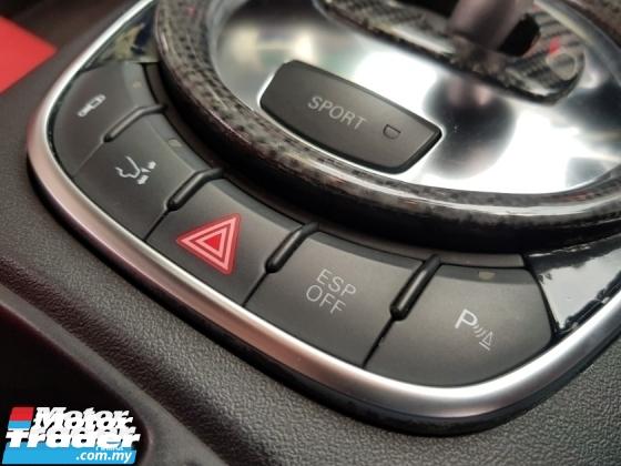 2008 AUDI R8 4.2 FSI QUATTRO (A)