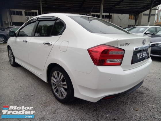 2012 HONDA CITY 1.5E I-Vtec (A) Facelift