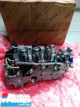 TOYOTA  3.5CC AUTO TRANSMISSION  VALVE BODY  U660E Auto transmission Repairs Kit AUTO TRANSMISSION GEARBOX PROBLEM M scope auto parts NEW USED RECOND CAR PART AUTOMATIC GEARBOX TRANSMISSION REPAIR SERVICE MALAYSIA