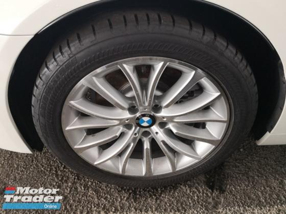 2016 BMW 5 SERIES 520i 2.0cc LUXURY TWIN POWER TURBO