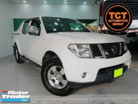 2012 NISSAN NAVARA 2.5L 4X4 LE (A) TURBO DIESEL CANOPY LEATHER SEATS 4 NEW TYRES PICK-UP