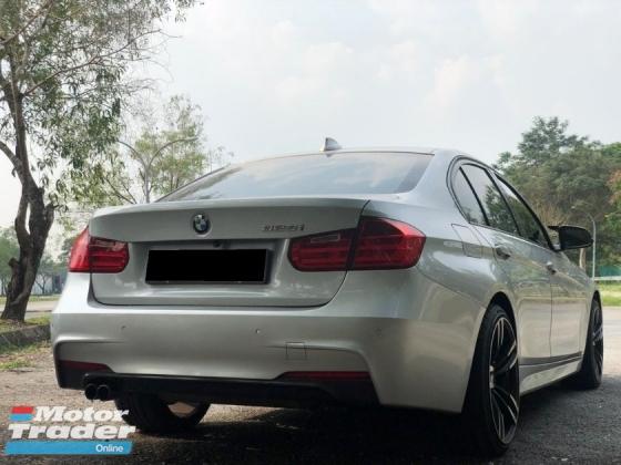 2013 BMW 3 SERIES 328I M-SPORT (A) F30 NAVI FULLOAN NEW PAINT TIP TOP