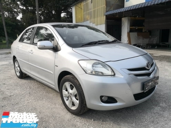2008 TOYOTA VIOS 1.5G (AT) Sedan FACELIFT TIPTOP FULL SPEC TRD