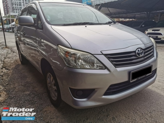 2015 TOYOTA INNOVA 2.0  (AT), 1 retire uncle owner, car guarantee tip top, low mileage w/ full service record, ori paint , no hidden info