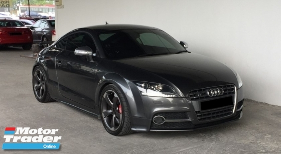 2009 AUDI TT 2.0 TFSI S-Line Sporty Coupe Model