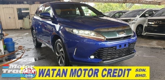 2017 TOYOTA HARRIER 2.0 TURBO CHARGES ACTUAL YEAR MAKE NO HIDDEN CHARGES
