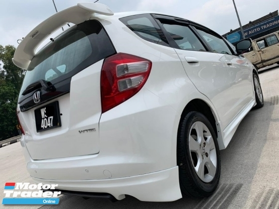 2008 HONDA JAZZ 1.5 i-VTEC,1 OWNER,MUGEN BODYKITS,KEEP VERY WEL BY LAST OWNER,HIGH LOAN\'TEST DRIVE WELCOME\