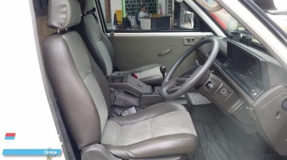 2007 NISSAN SEMI PANAL VAN 2007 Nissan Vanette c22 (M) Sami-Panel Van